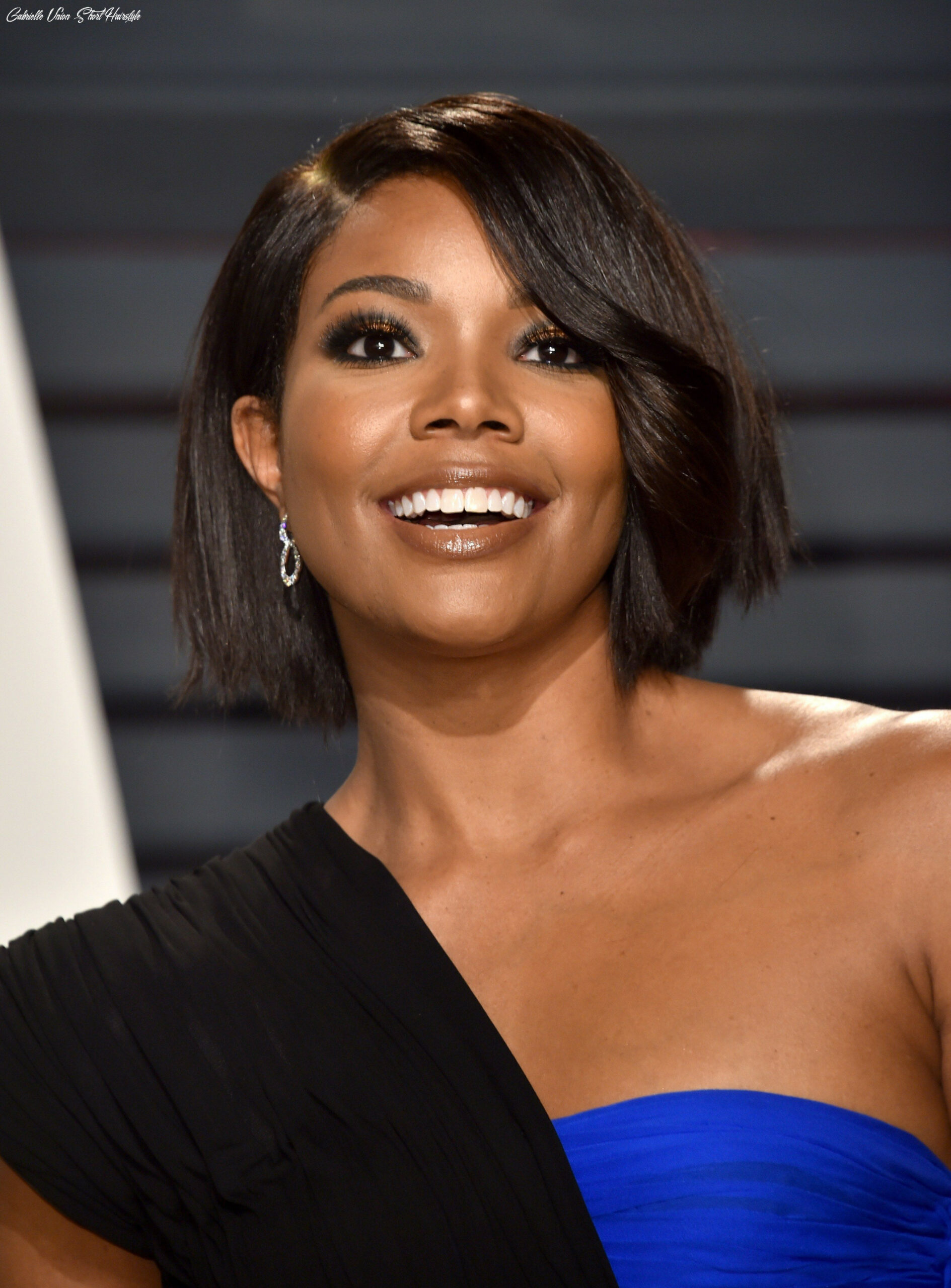 Pin on ntebza gabrielle union short hairstyle