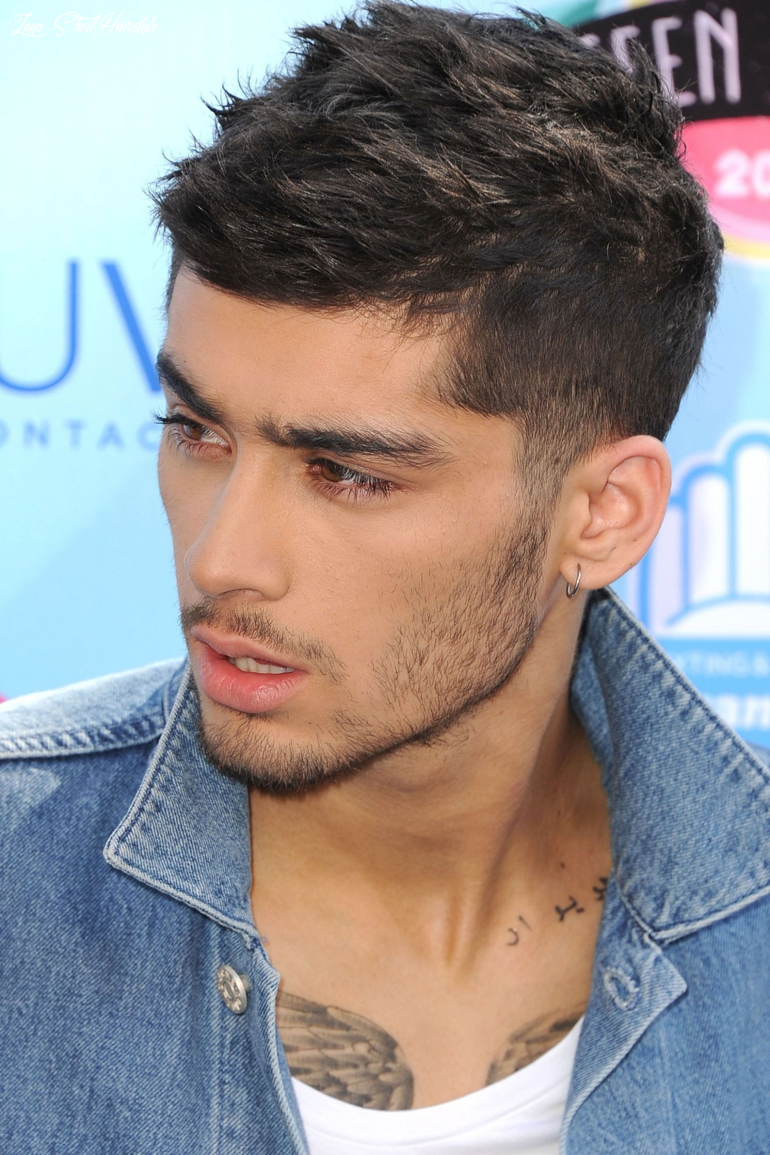 Pin on one direction zayn short hairstyle