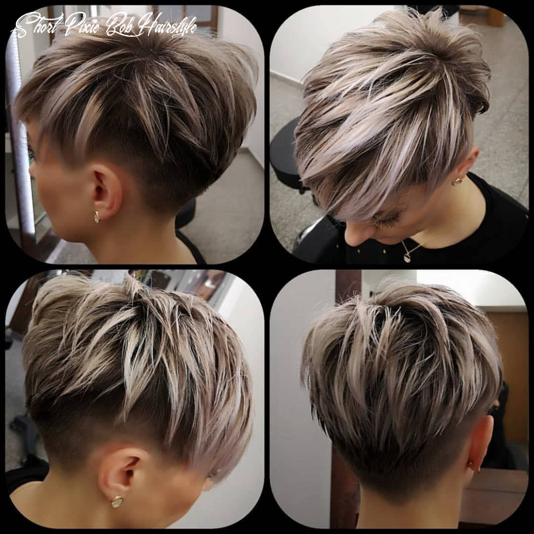 Pin on perfect pixies short pixie bob hairstyle