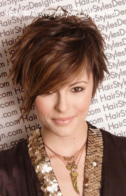 Pin on plus size hairstyles short hairstyles for plus size women