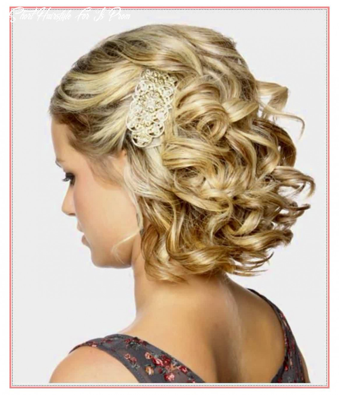 Pin on prom hairstyles short hairstyle for js prom