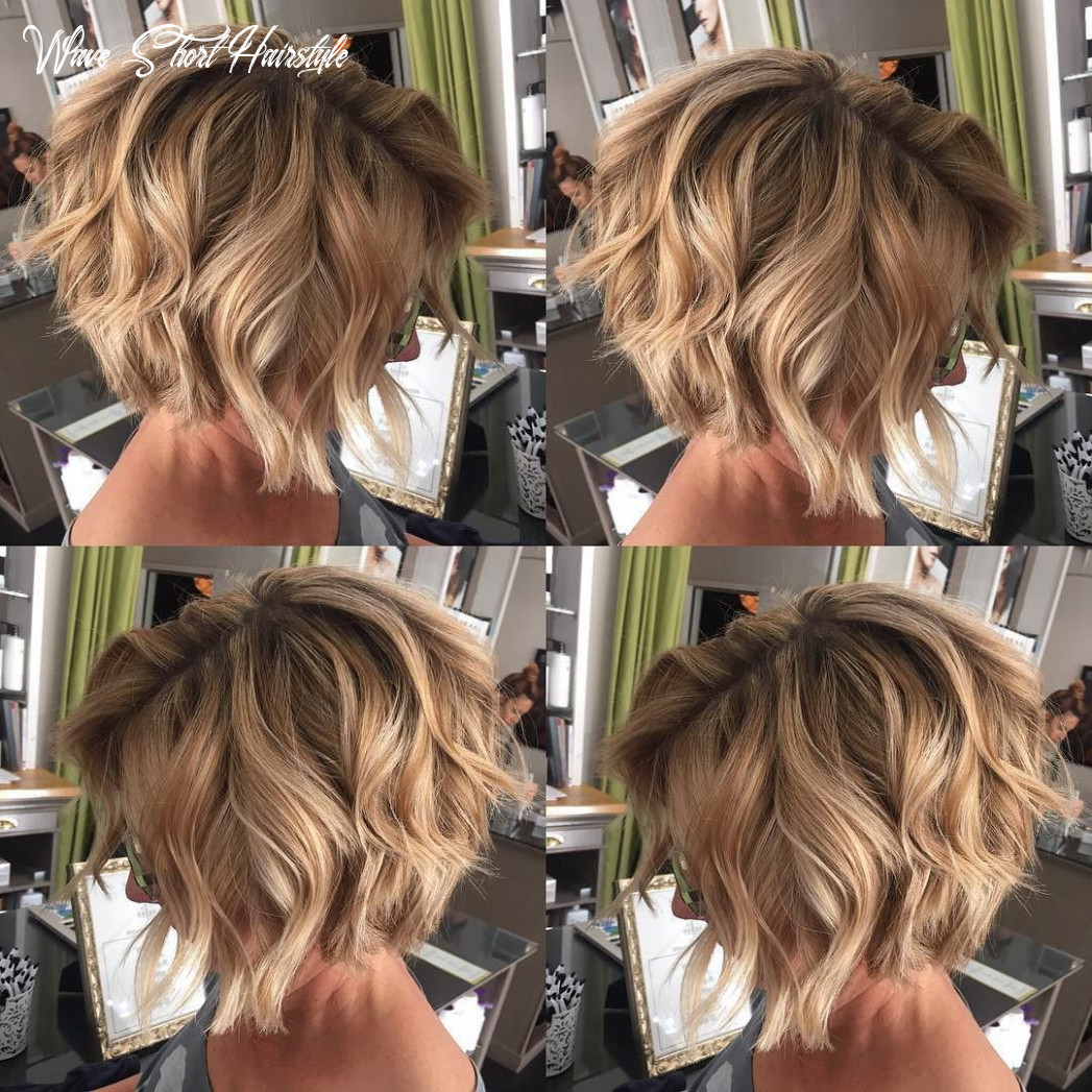 Pin on #salonink cuts and colors wave short hairstyle