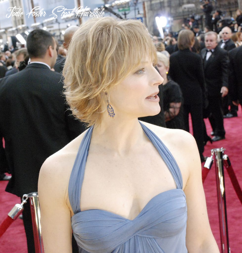 Pin on serious haircuts jodie foster short hairstyle