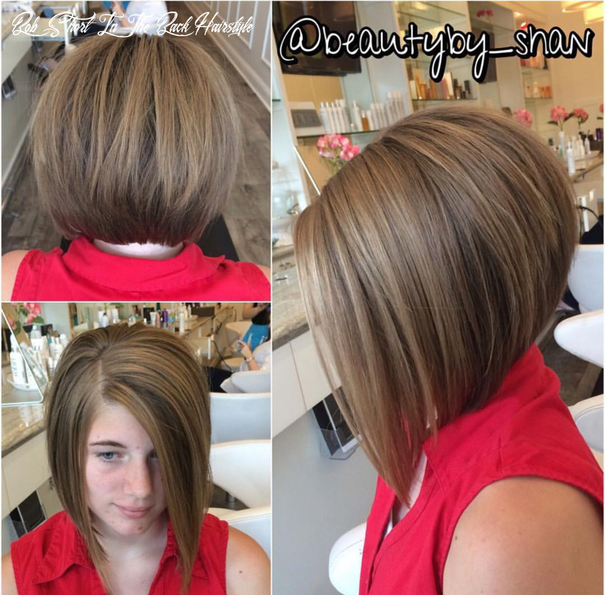 Pin on shannon ainsworth bob short in the back hairstyle
