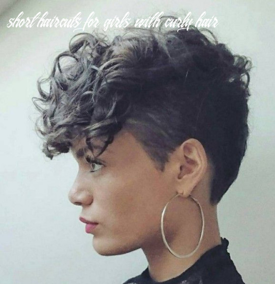Pin on short curly hair short haircuts for girls with curly hair