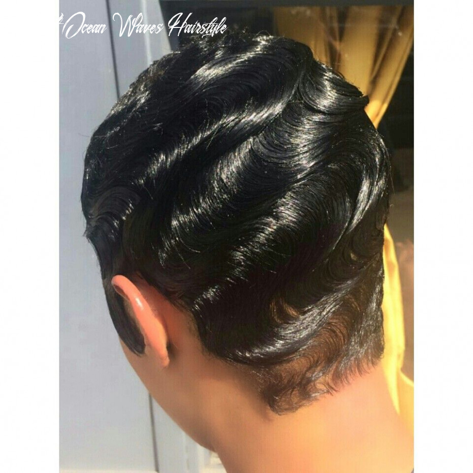 Pin on short cuts short ocean waves hairstyle