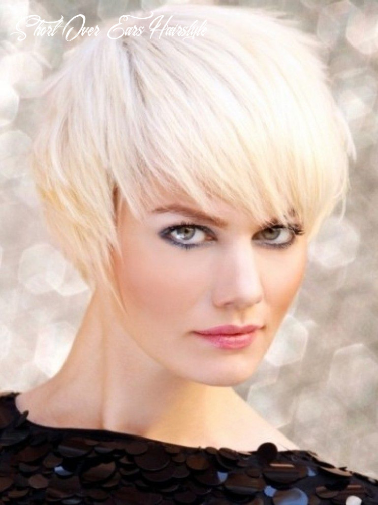 Pin on #short #hair short over ears hairstyle