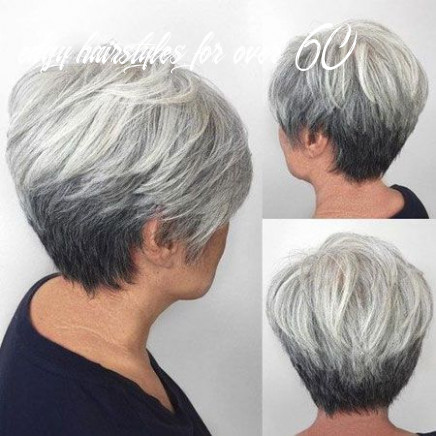 Pin on short hair style edgy hairstyles for over 60