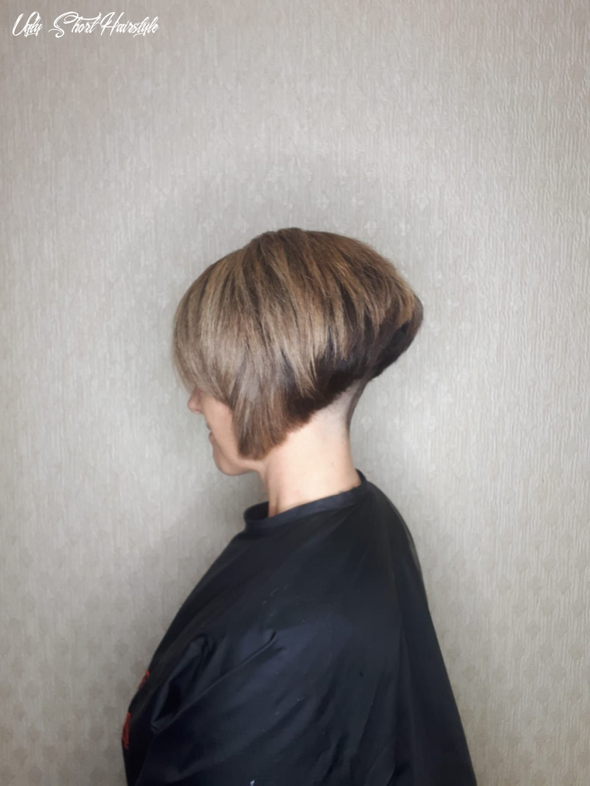 Pin on short hair styles ugly short hairstyle