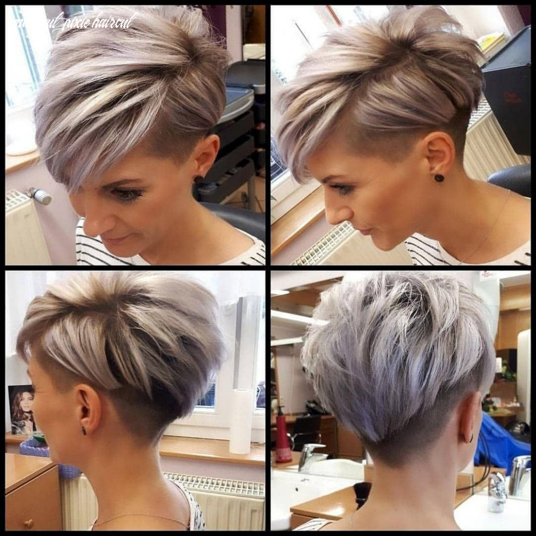 Pin on short hair undercut pixie haircut