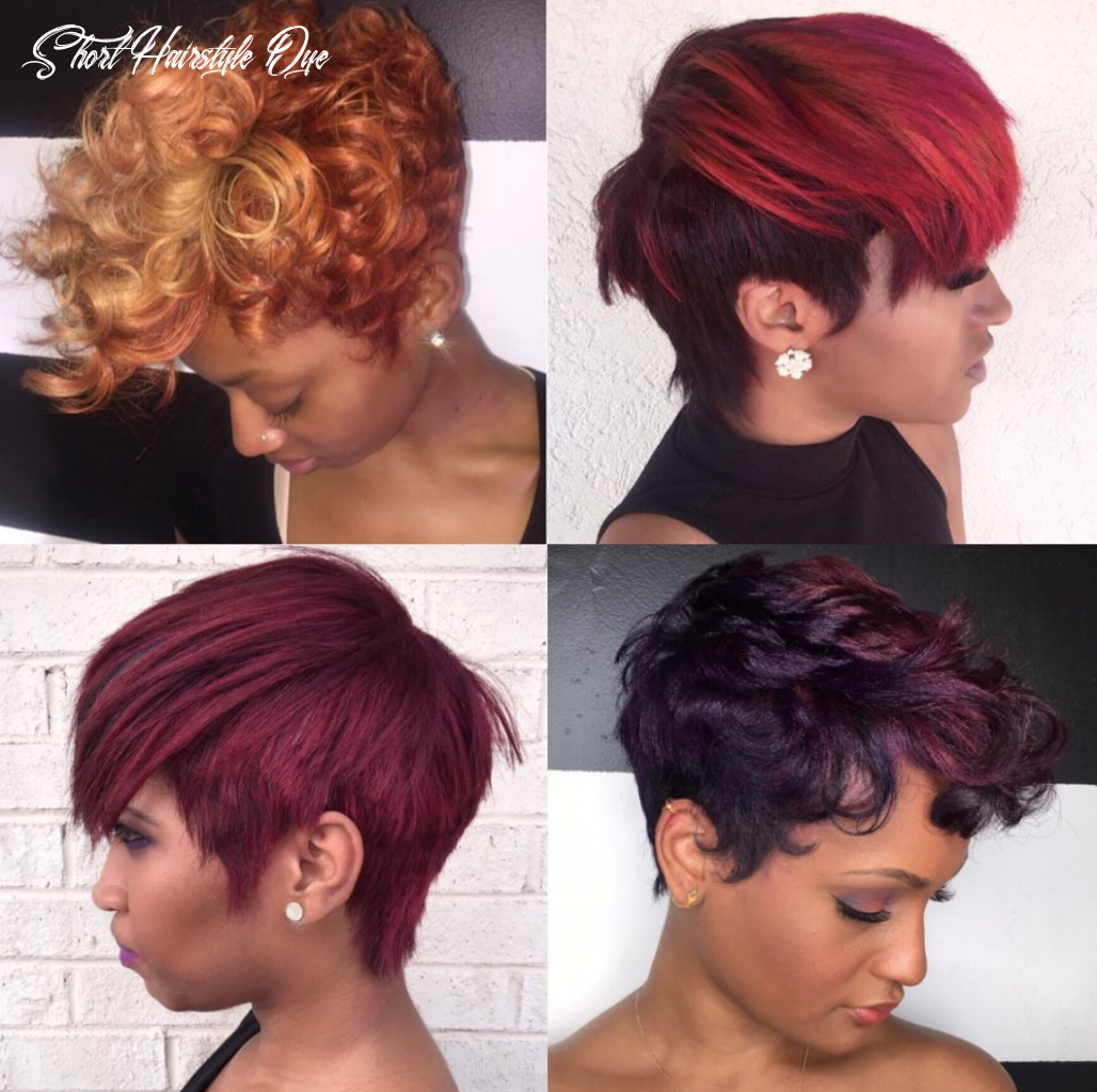 Pin on short hair who cares? short hairstyle dye