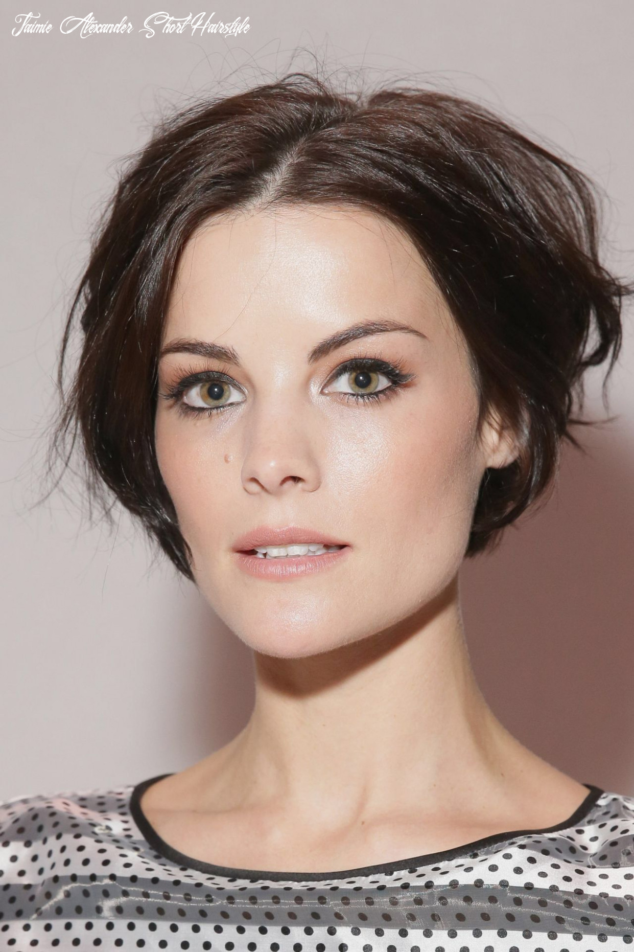 Pin on short haircuts and more jaimie alexander short hairstyle