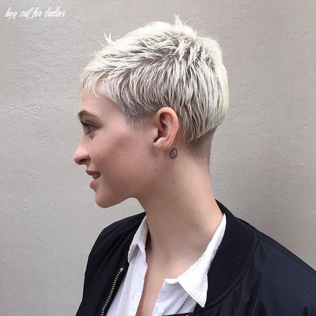 Pin on short hairstyles boy cut for ladies