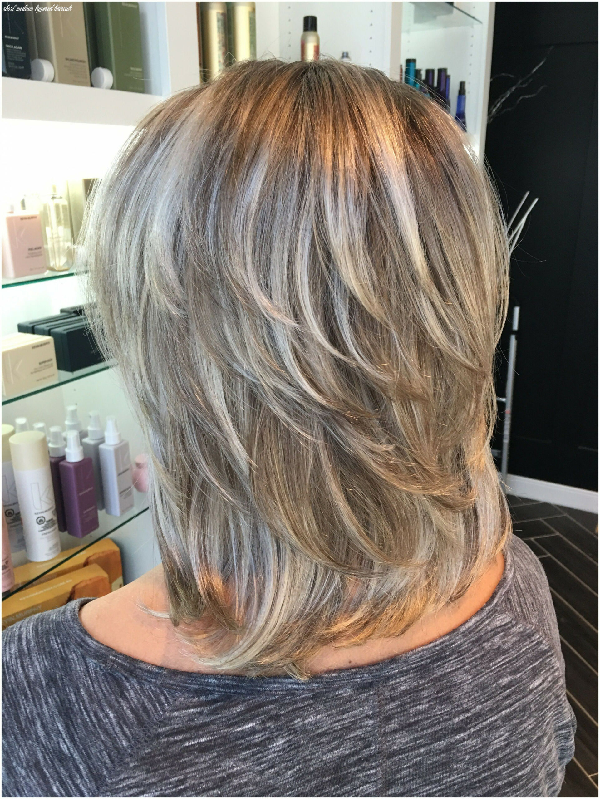 Pin on short hairstyles for fine and thin hair short medium layered haircuts