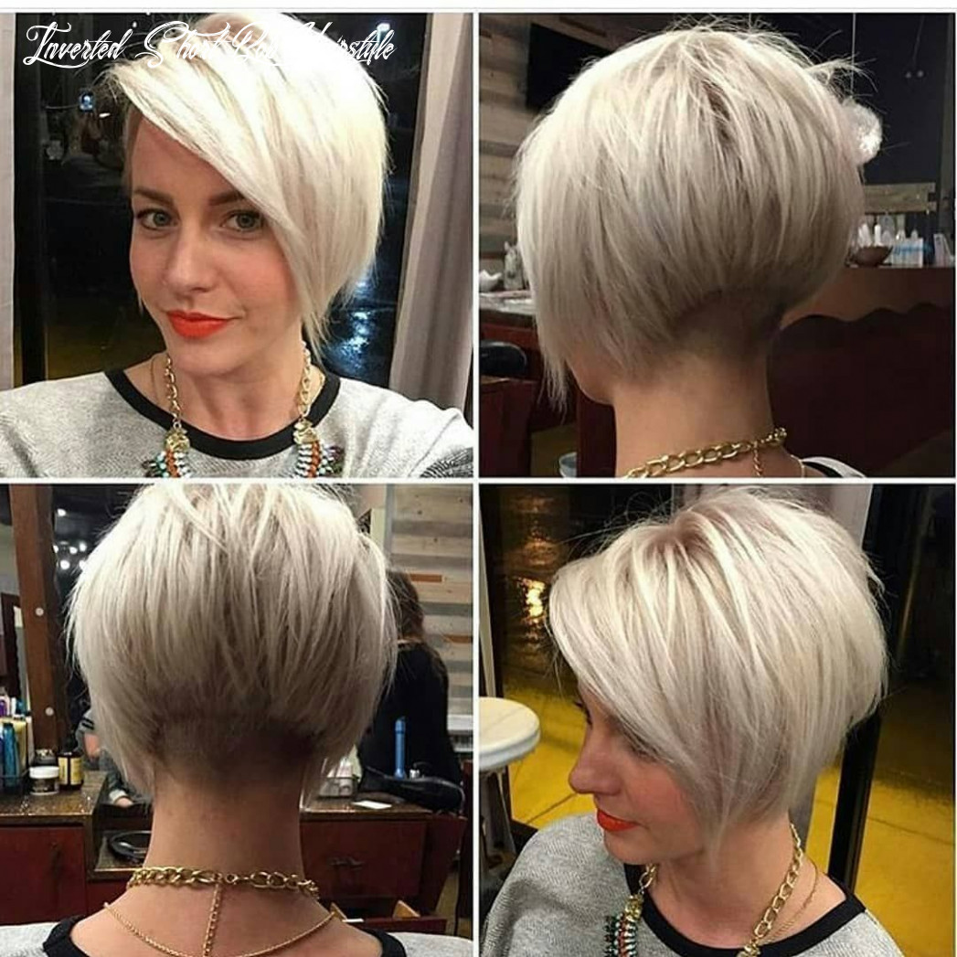 Pin on short hairstyles for fine hair inverted short bob hairstyle