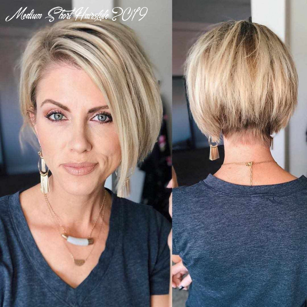 Pin on short hairstyles now trending medium short hairstyle 2019