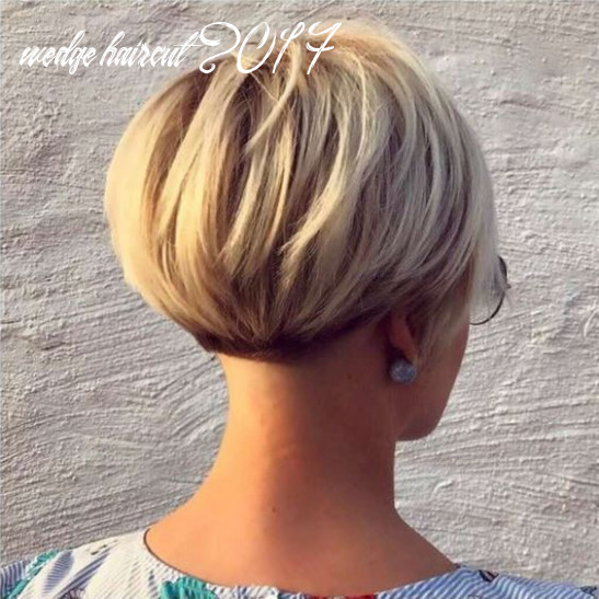 Pin on short hairstyles wedge haircut 2017
