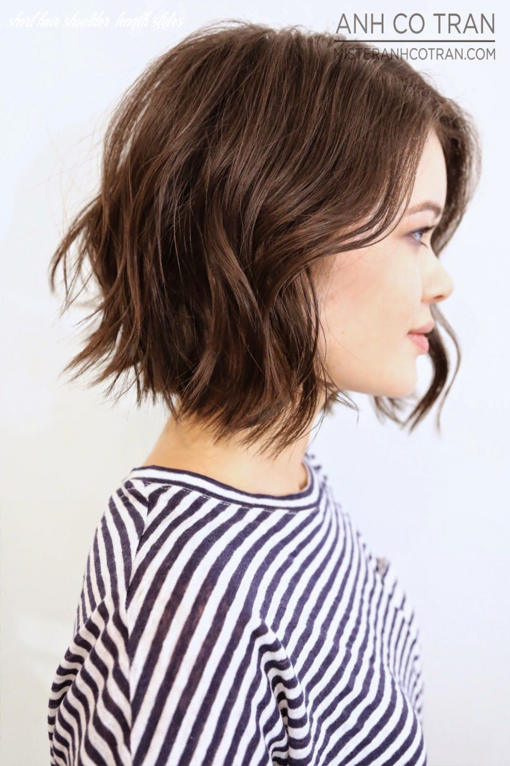 Pin on shorter hair short hair shoulder length styles