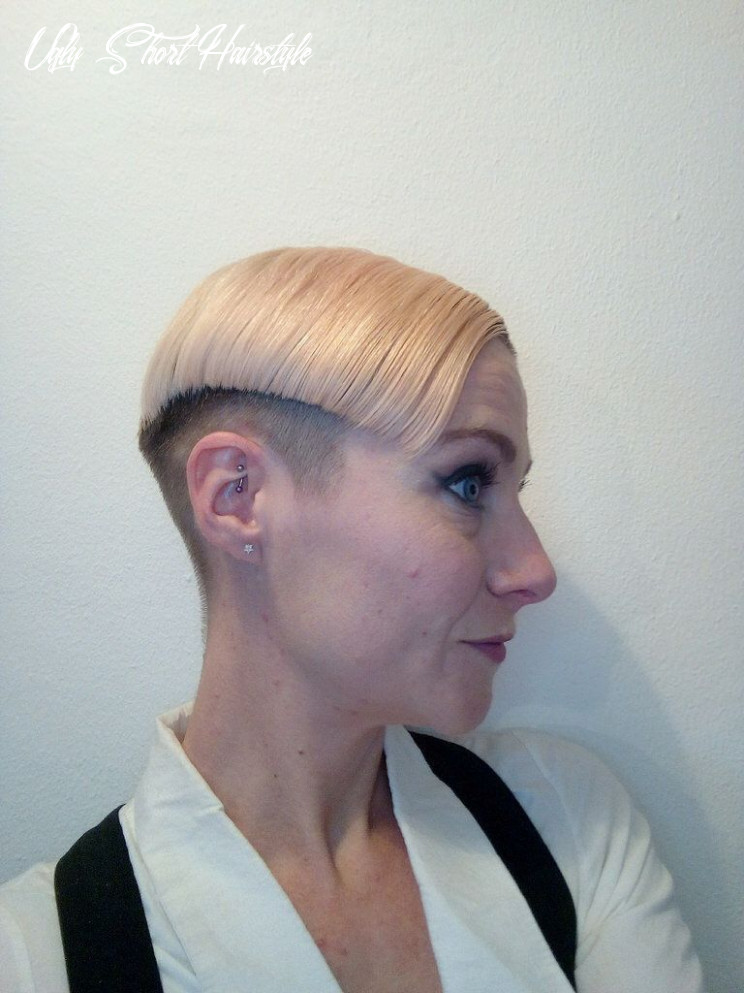 Pin on side shaved haircuts 12 ugly short hairstyle