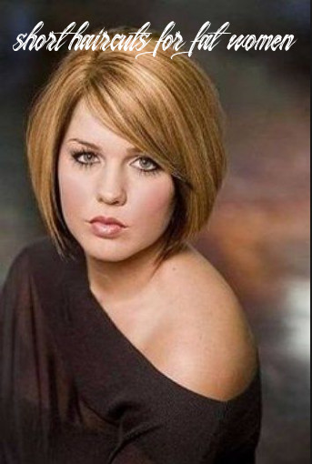 Pin on style short haircuts for fat women
