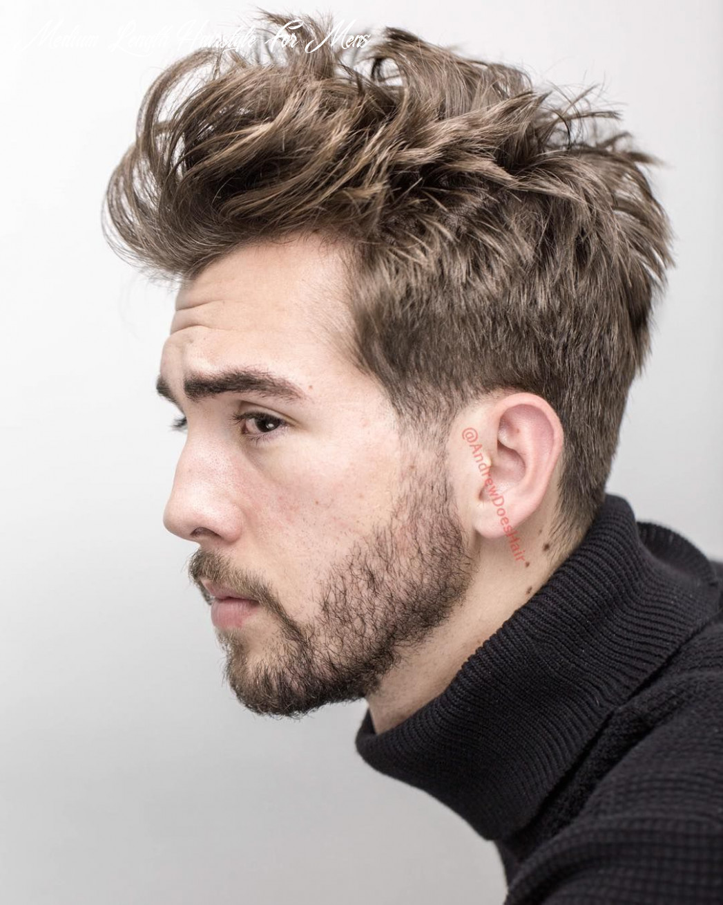 Pin on toddler haircuts medium length hairstyle for mens
