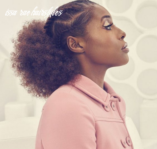 Pin on trends&style issa rae hairstyles