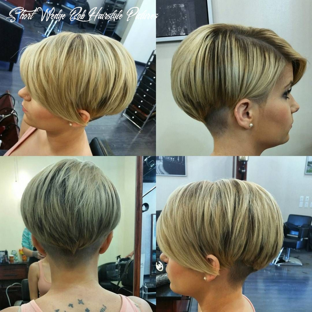 Pin on undercut short wedge bob hairstyle pictures