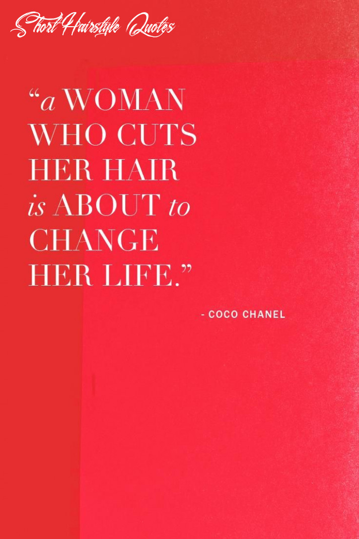 Pin on vogue quotes short hairstyle quotes