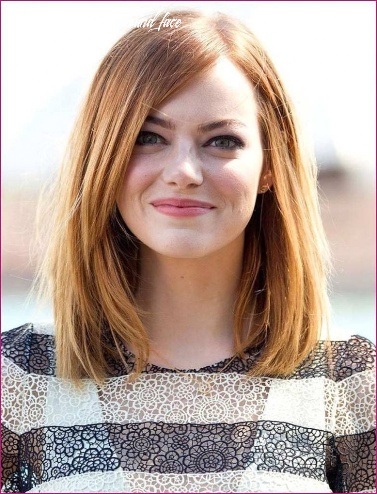 Pin on women hairstyles shoulder length hair round face