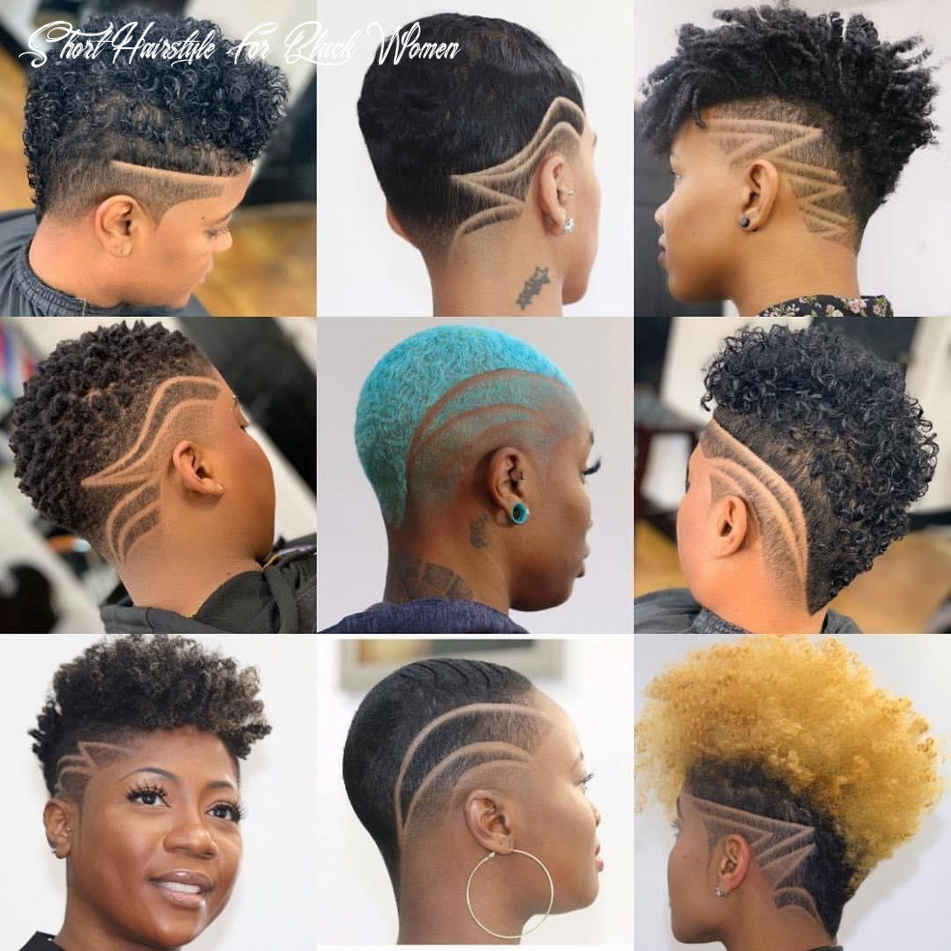 Pin on womens haircuts 12 short hairstyle for black women