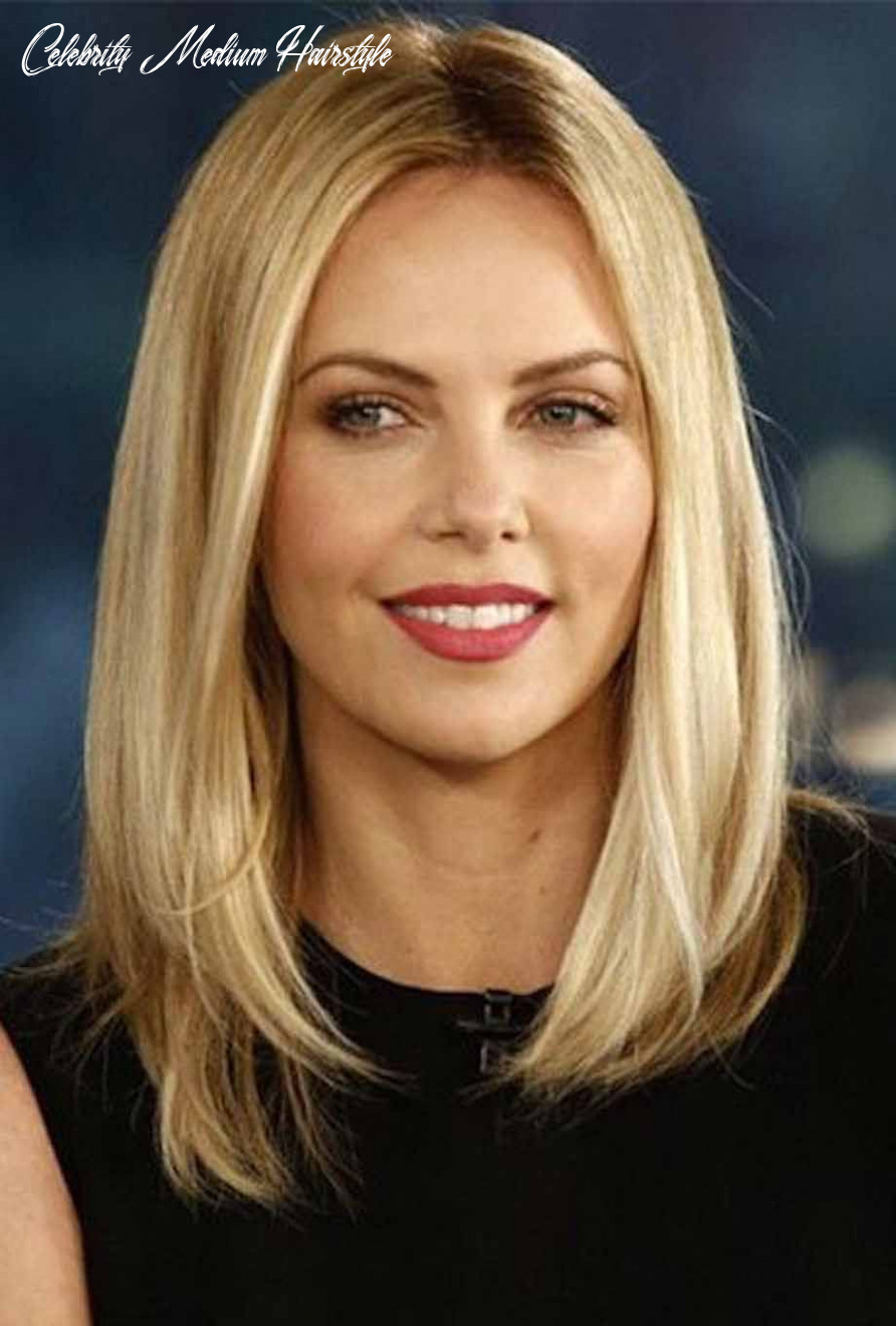 Pin on womens haircuts celebrity medium hairstyle
