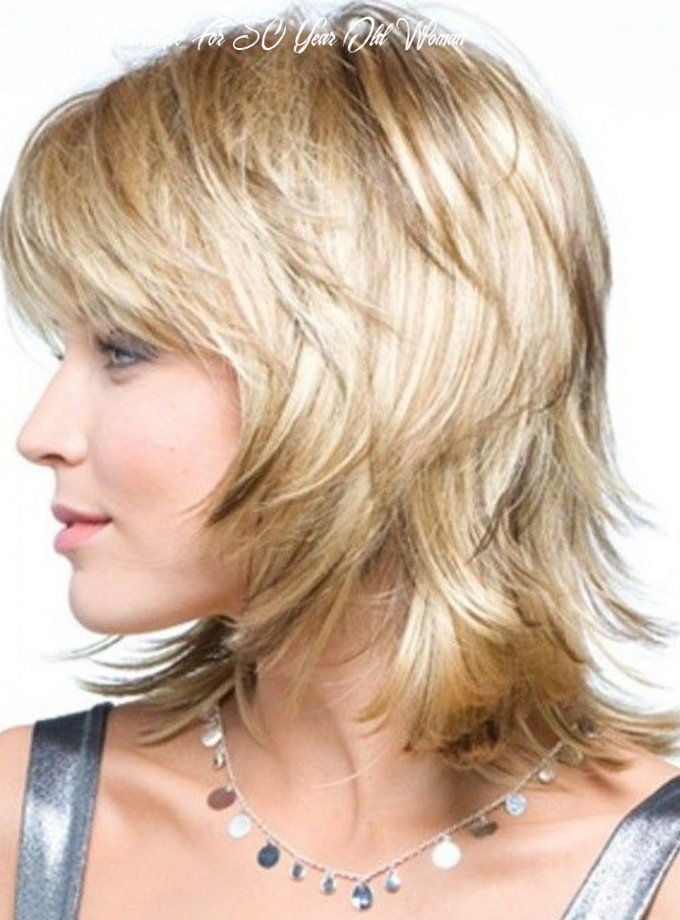 Pin on womens hairstyles medium hairstyle for 50 year old woman