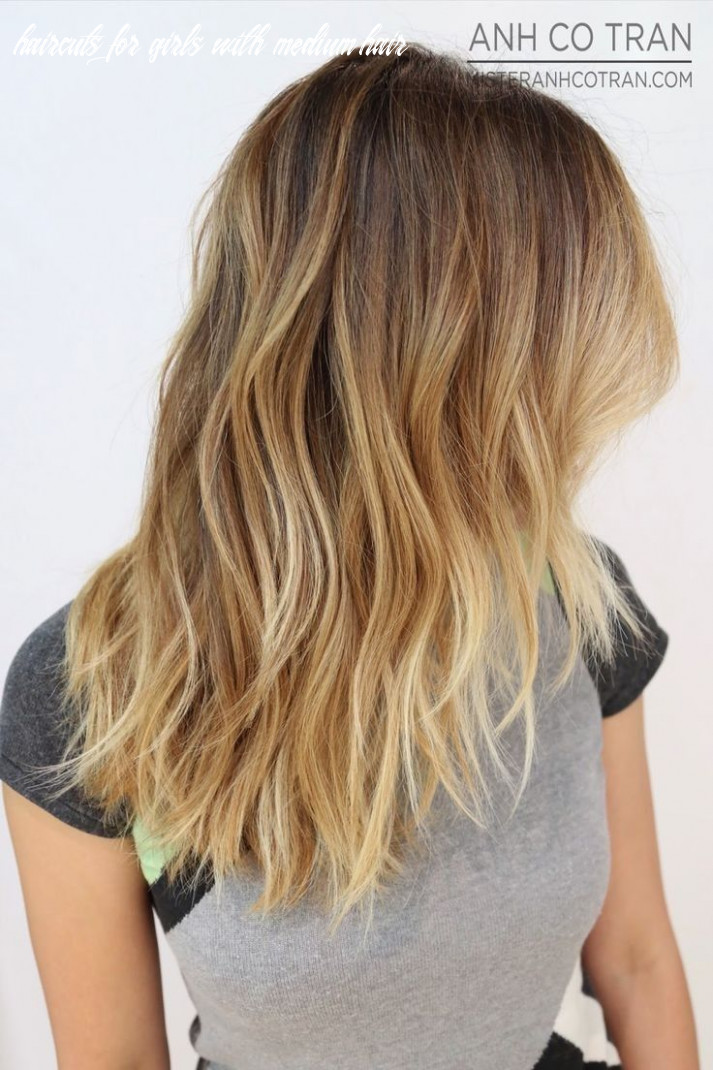Pin su great hair is a must haircuts for girls with medium hair