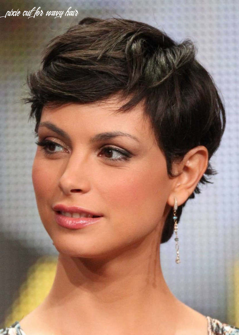 Pixie cut for wavy hair: best styles, hairstylist tips celebrity