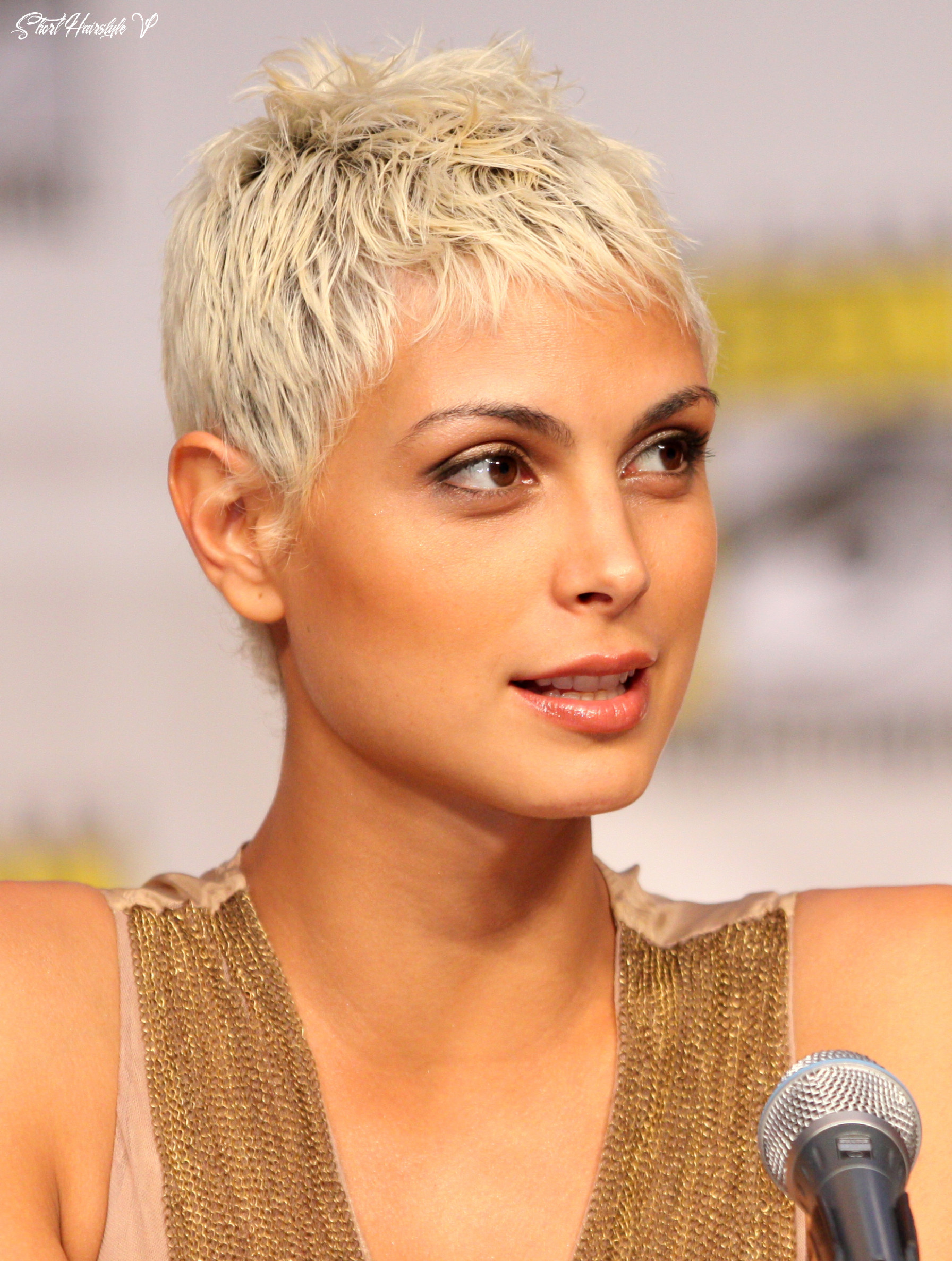 Pixie cut wikipedia short hairstyle v
