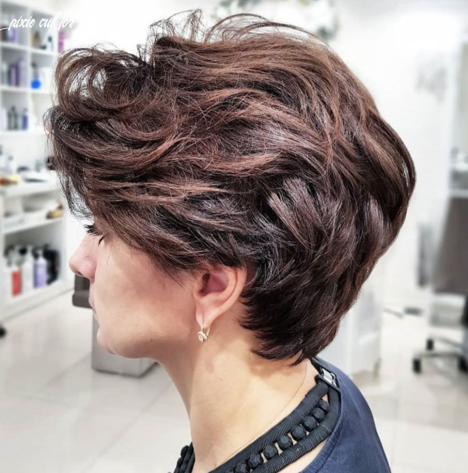 Pixie haircuts for thick hair – 8 ideas of ideal short haircuts