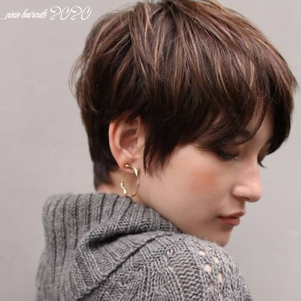 Pixie haircuts to inspire your next haircut in 9 styles art pixie haircuts 2020