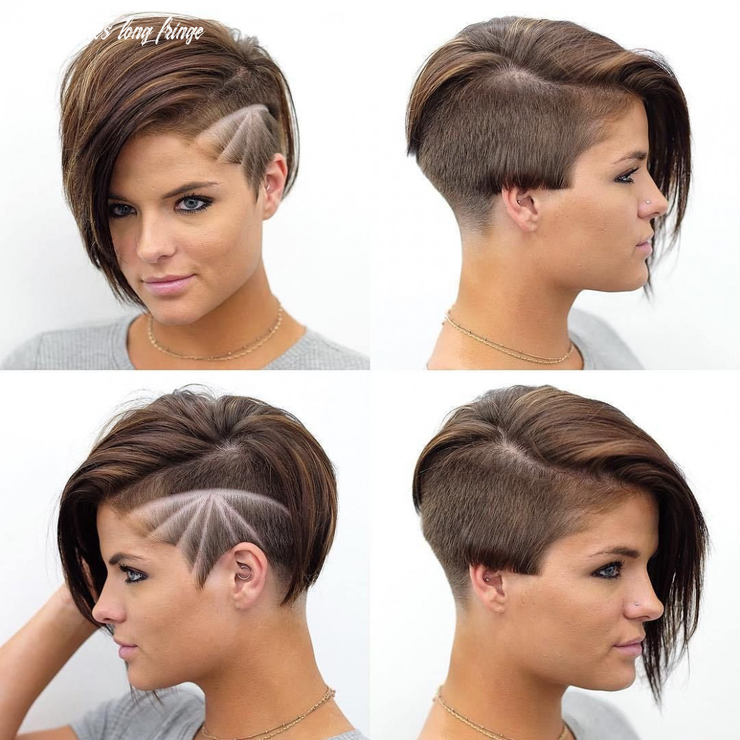 Pixie haircuts with bangs 10 terrific tapers   undercut
