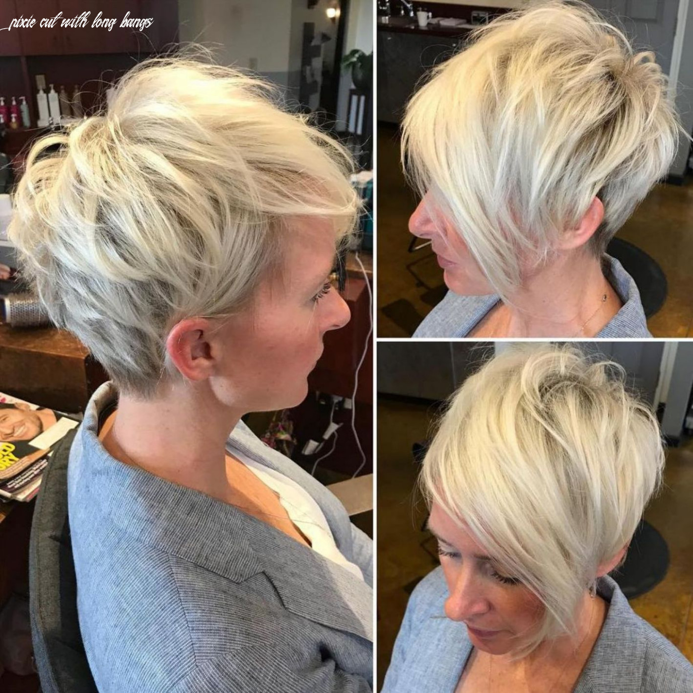 Pixie haircuts with bangs 12 terrific tapers | long pixie