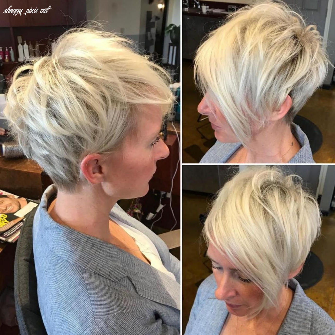 Pixie haircuts with bangs 12 terrific tapers   long pixie