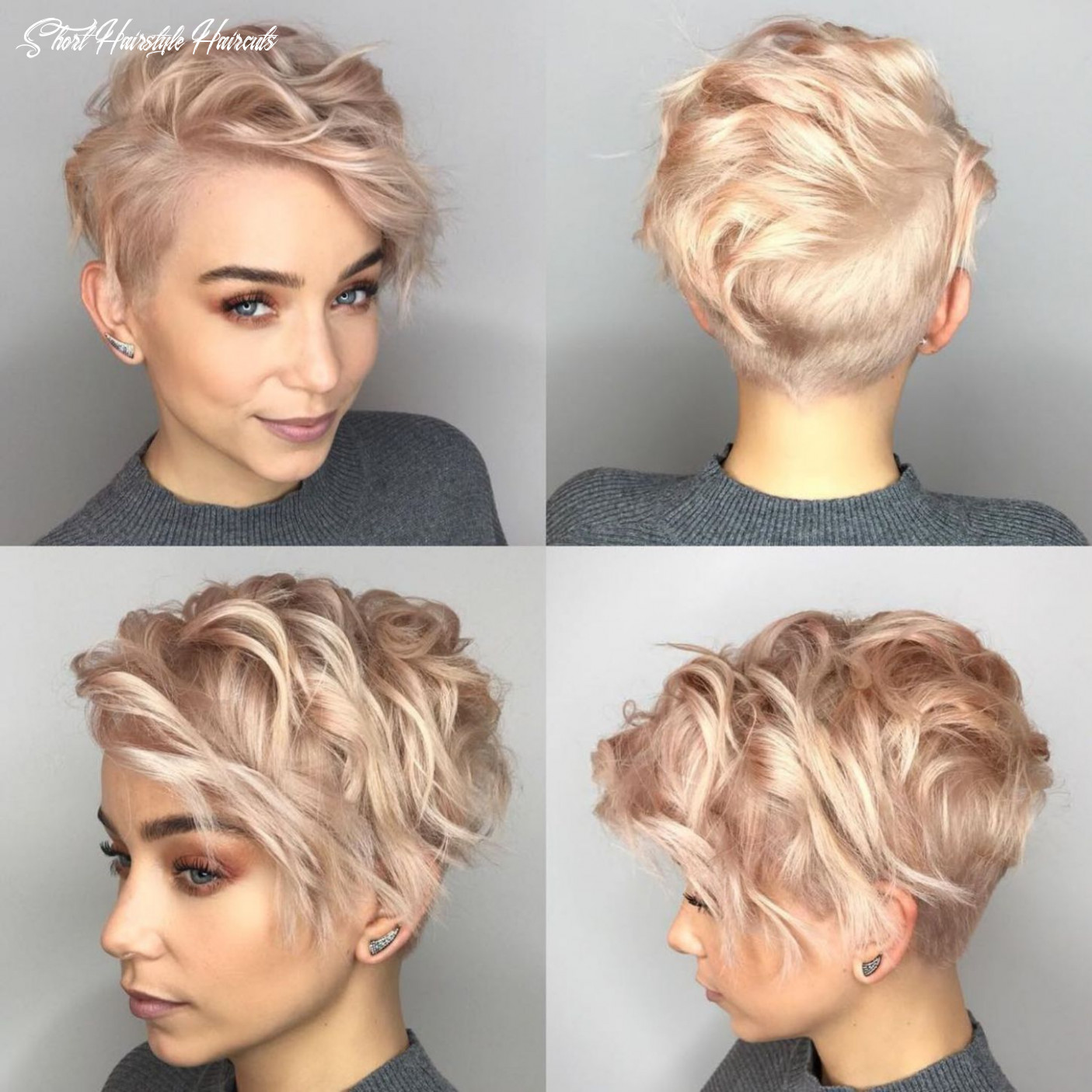Pixie haircuts with bangs 12 terrific tapers | short hair color