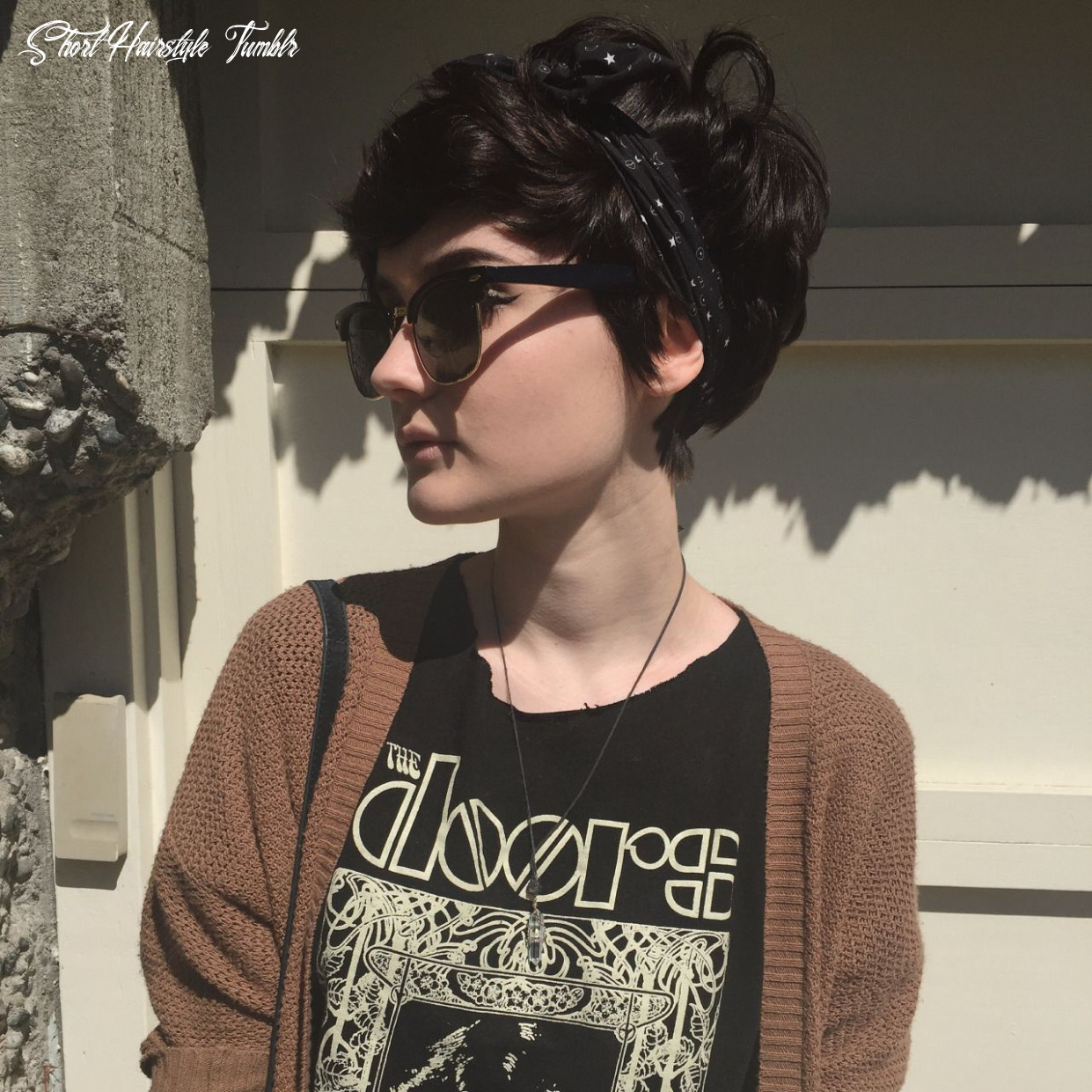 Pixie | tumblr | thick hair styles, short hairstyles for thick
