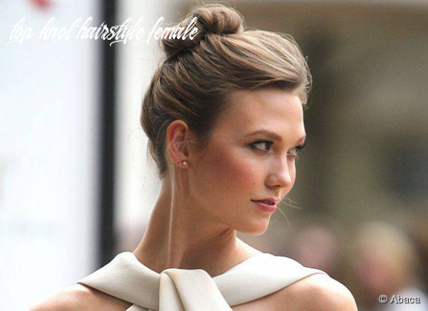 Popular Top Knot Hairstyles for Women