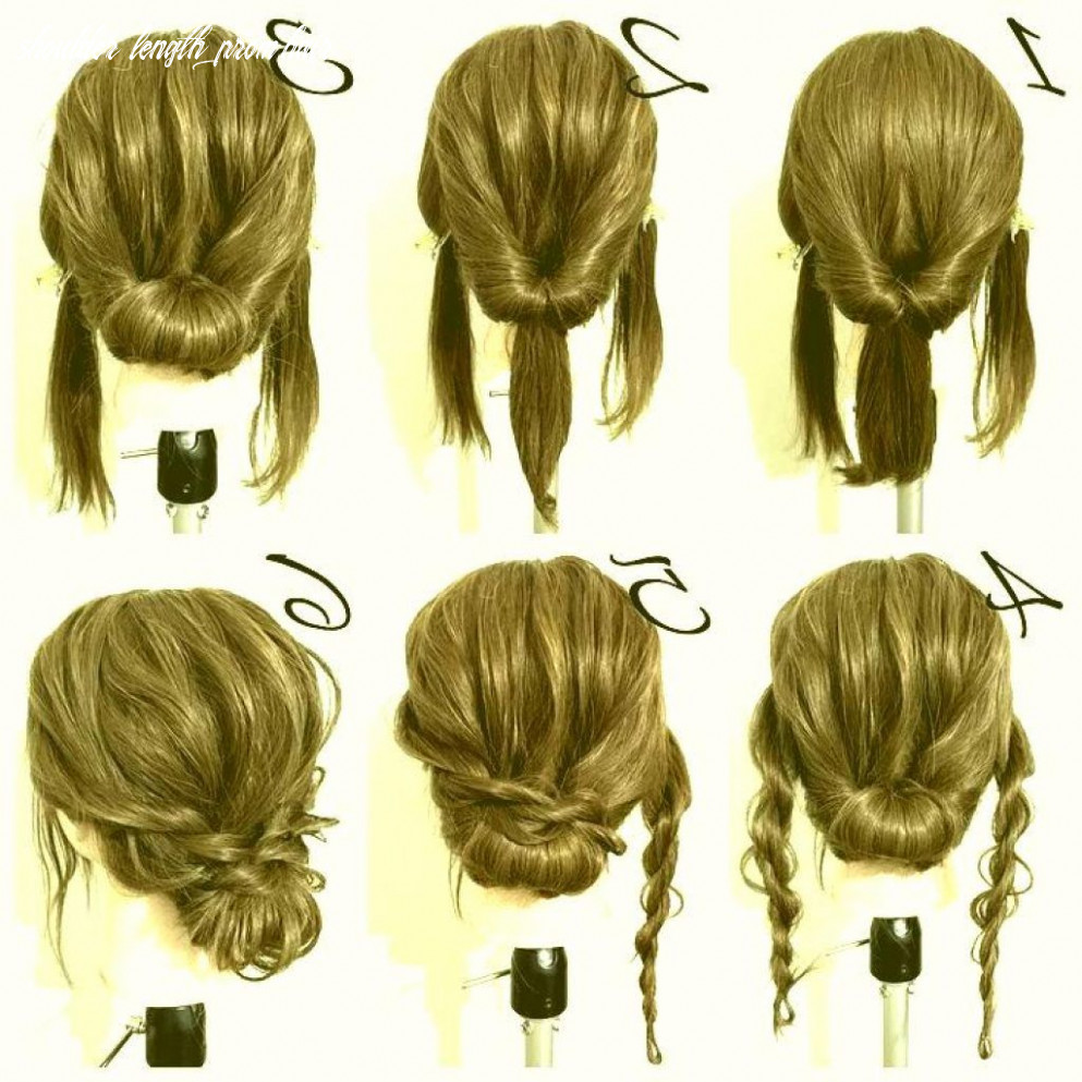 Prom hairstyles for medium length hair updos