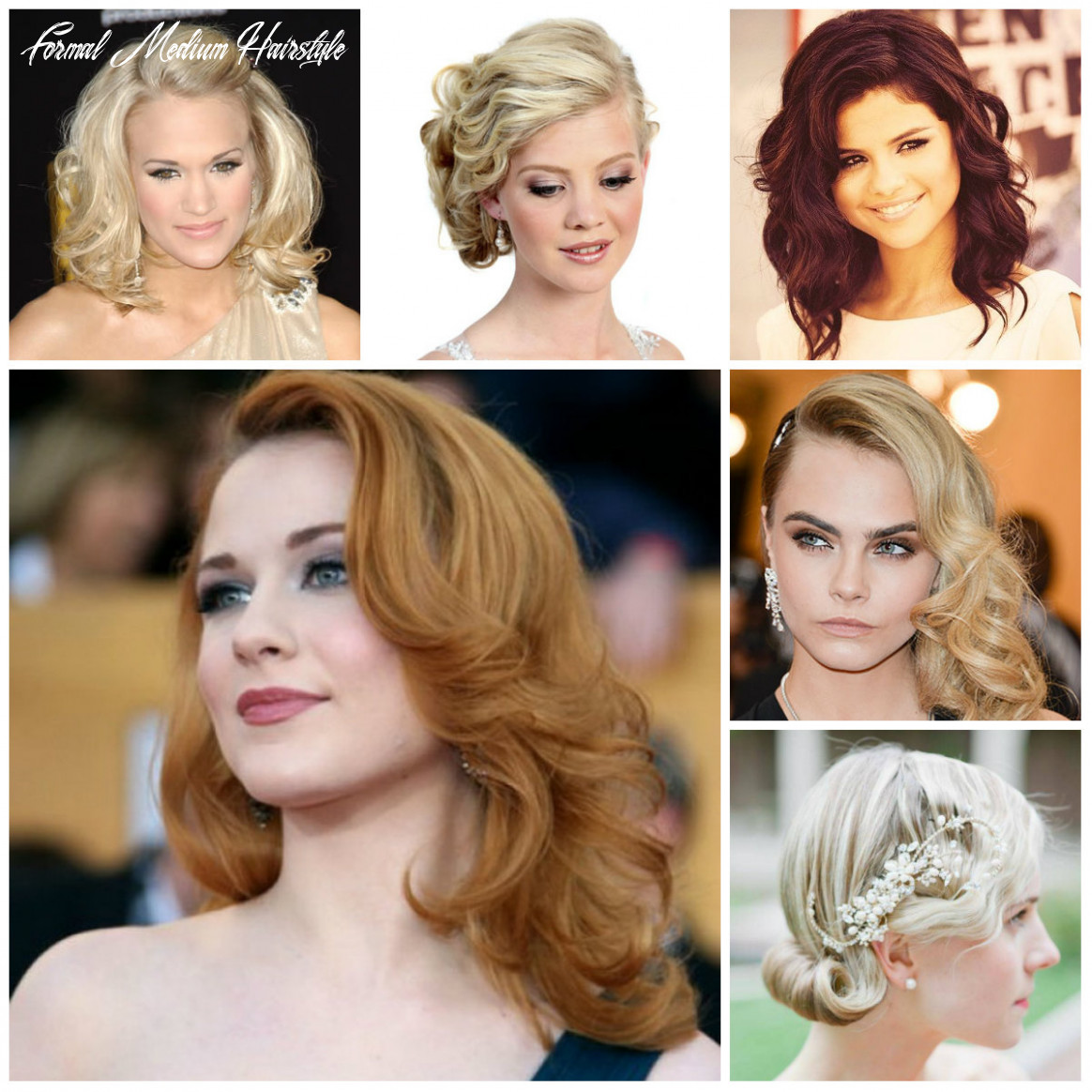 Prom medium hairstyles 11 | 11 haircuts, hairstyles and hair