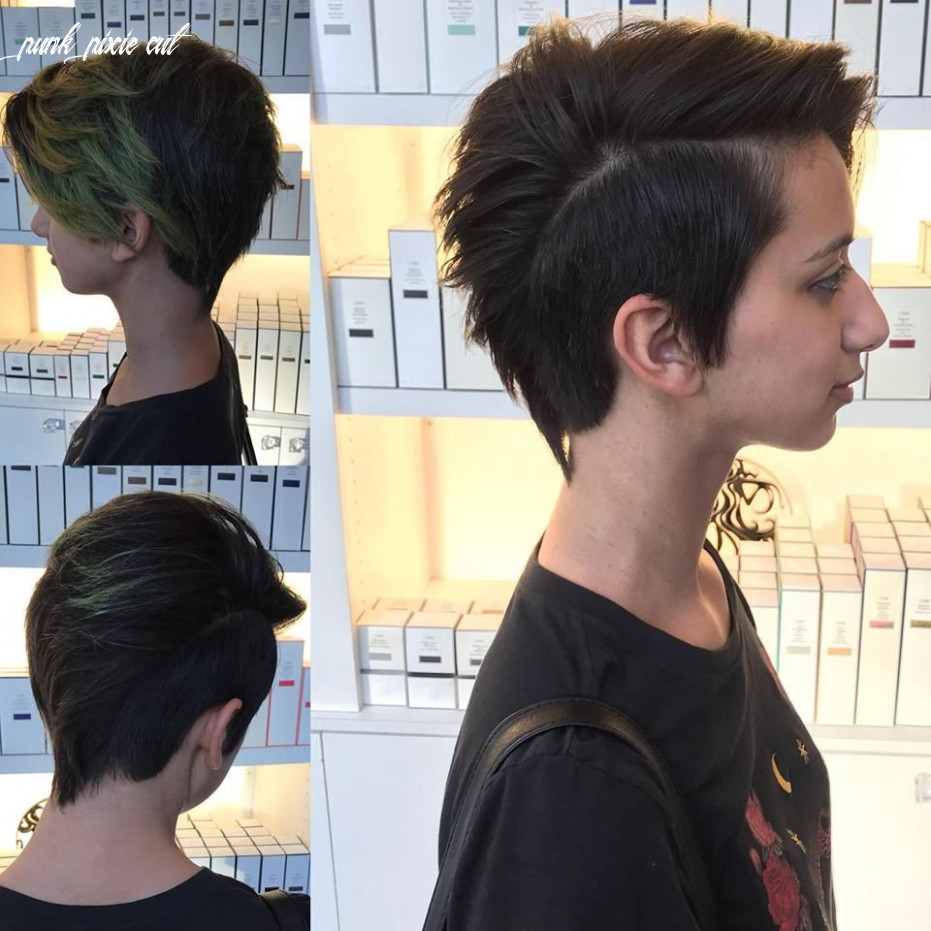 Punk rock pixie | short hair styles, beautiful hair, hair punk pixie cut