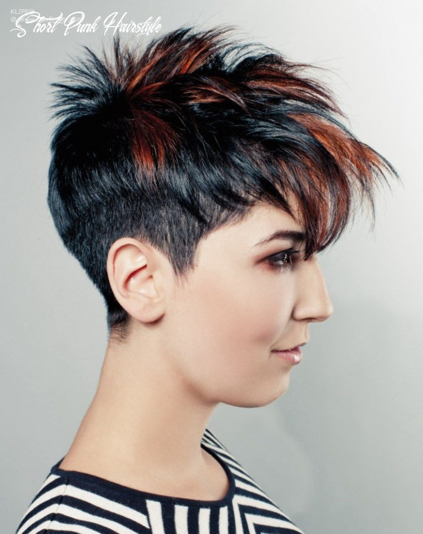 Punky short hairstyles unique groovy short punk hairstyles short