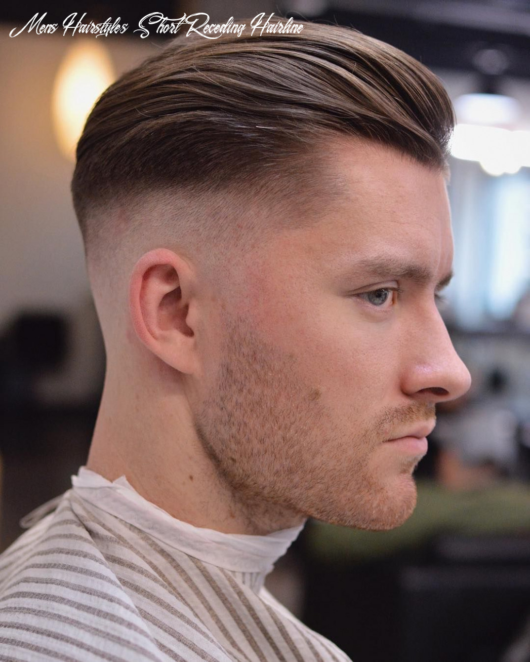Receding Hairlines: The Best Men's Haircuts + Hairstyles ...