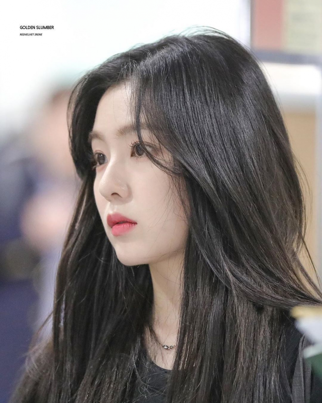Red Velvet's Irene Without Any Hair Extensions Got Her Fans ...