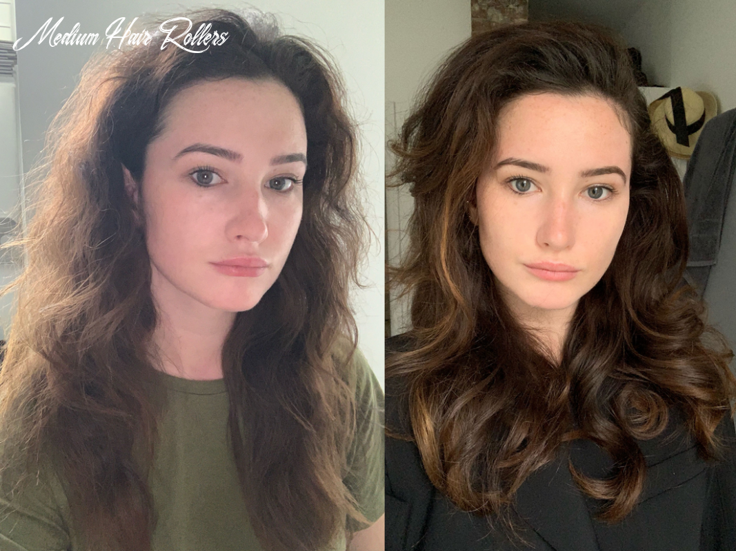 Review: t9 hair rollers gave me perfect waves in 9 minutes